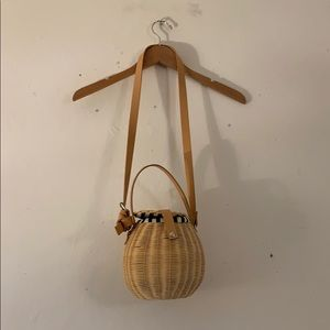 Zara Basic Woven fish basket